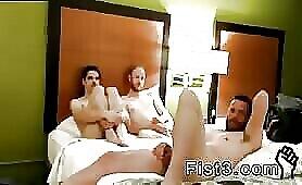 Amateur gays porn hotel