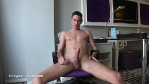 Huge Cock - The guy from KinkyPornCouple